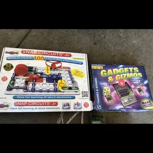Lot of variety school supplies and more